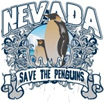Save the Penguins Nevada T-Shirts and Gifts