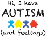 I have Autism and Feelings