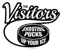 Visitors Up Your Ice