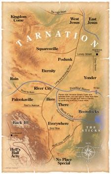 Where In Tarnation?