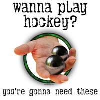 Hockey Balls