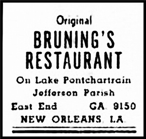 Bruning's