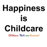 Happiness is Childcare!