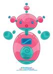 Kawaii Robot 00110001
