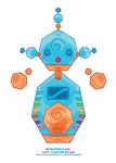 Kawaii Robot 00110111