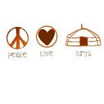 Peace, Love & Yurts