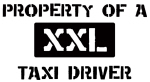 Property of: Taxi Driver