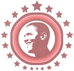 Super Obama (red)