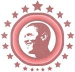 Super Obama (red)