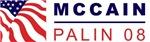 McCain-Palin 08 (american flag)