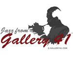Jazz from Gallery 41 Logo Various Merchandise