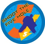 Shoot the Five hole
