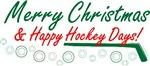 Christmas hockey days