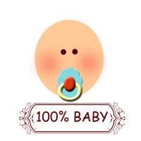 100% BABY