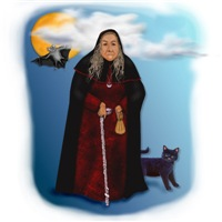 Witch - The Crone