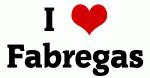 I Love Fabregas