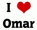 I Love Omar