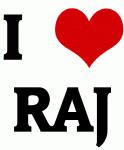 I Love RAJ