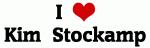I Love Kim  Stockamp