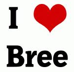 I Love Bree