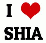 I Love SHIA