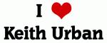 I Love Keith Urban