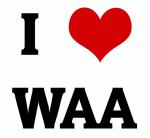 I Love WAA