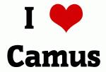I Love Camus