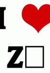 I Love ZΨ