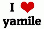 I Love yamile