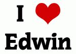 I Love Edwin