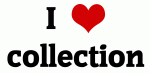 I Love collection