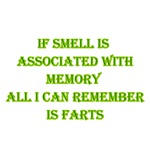 If Smell Associated With Memory All I Can Remember