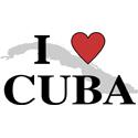 I Love Cuba Gifts
