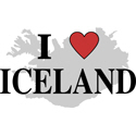 I Love Iceland Gifts