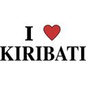 I Love Kiribati Gifts