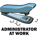 Administrator T-shirt, Administrator T-shirts