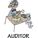 Auditor T-shirt, Auditor T-shirts