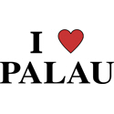 I Love Palau Gifts
