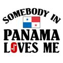 Somebody In Panama T-shirt
