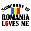 Somebody In Romania T-shirts