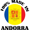 100% Made In Andorra