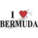 I Love Bermuda Gifts