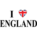 I Love England T-shirts
