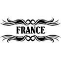 Tribal France T-shirt