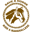 Ride A Marshallese T-shirt
