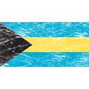 Vintage Bahamas Flag