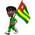 Cute 3D Togo T-shirt