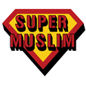 Super Muslim T-shirt