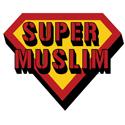 Super Muslim T-shirt
